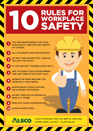 workplace safety posters alsco a4 size 336 kb ideal for printing a3 size 399 kb ideal for printing