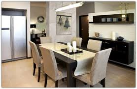 Contemporary Dining Room Design Kitchen Elegant Contemporary Dining Room Decorating Ideas In