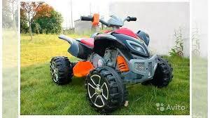 <b>Электроквадроцикл Joy Automatic</b> KL-108 Quad купить в ...