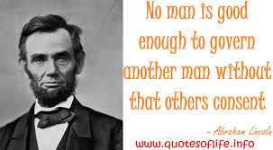 Abraham Lincoln On Leadership Quotes. QuotesGram via Relatably.com