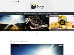 10 best responsive wordpress blog themes 2016 it is a modern and feature rich theme which lets you create a complete wordpress blog in no time it is a fully responsive