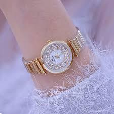 <b>fashion 2018</b> new gold watch women ladies watch quartz <b>high</b> ...