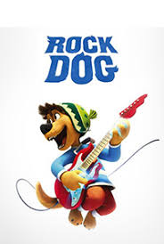 Rock Dog (2016) latino