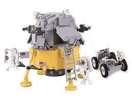 <b>Конструктор</b> Лунный посадочный модуль Аполлон <b>Cobi</b> ...