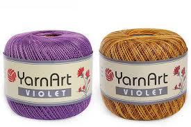 Отзывы о <b>пряже Yarnart Violet</b> и <b>Violet Melange</b>. Какие есть аналоги
