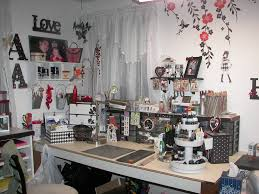 craft room cute arts crafts home office