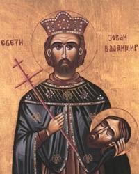 The Gifts of Saint Jovan Vladimir - Bishop Nikolaj Velimirovic - stjovan