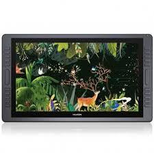 Купить <b>Графический планшет HUION Kamvas</b> PRO 22 черный в ...