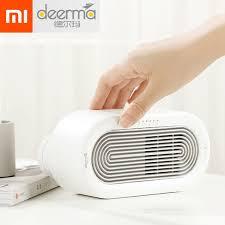 <b>NEW</b> Xiaomi <b>Deerma 250W Electric</b> Mini Fan Heater Warmer ...