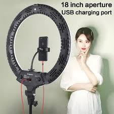 <b>16CM</b>/6 Inch <b>LED</b> Selfie <b>Ring Light</b> Studio Photography Photo Ring ...