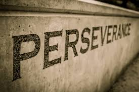 words short essay on perseverance