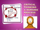 Ppt the nursing process critical
