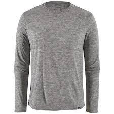 <b>Men's Long</b>-<b>Sleeved</b> Capilene Cool Daily <b>Shirt</b> – <b>Sports</b> Basement