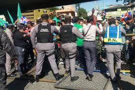 Resultado de imagen para fotos de la marcha contra la corrupcion