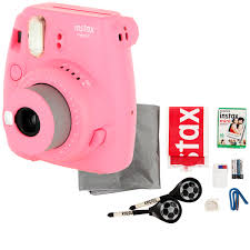 Фотоаппарат моментальной печати Fujifilm INSTAX MINI 9 PINK ...