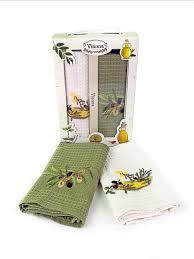 <b>Набор кухонных полотенец</b> 45*65 см, <b>2</b> шт. Vianna 8556536 в ...