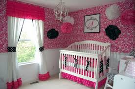 the interesting baby unisex nursery decorating ideas simple room magnificent home interior pretty pink wallpaper girl baby girl room furniture