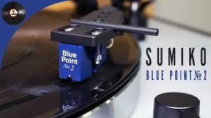 Обзор головки <b>звукоснимателя Sumiko</b> Blue Point №2 - YouTube