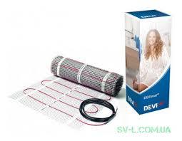 <b>Нагревательный мат</b> двужильный DEVIcomfort™ 150T 1800Вт ...