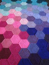 pink purple babylove aqua crochet hexagon pinterest and blanket brandnet pattern nice inspiration ideas