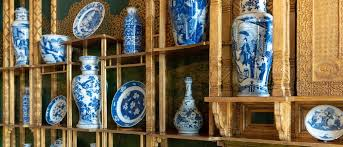 The Peacock Room in <b>Blue</b> and <b>White</b> | Freer Gallery of Art & Arthur ...