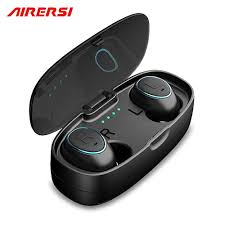 <b>2019 Newest TWS</b> Mini Headphones 3D Stereo Wireless ...