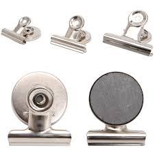 <b>5PCS</b> Fridge Magnetic <b>Clip</b> For Home Wall Recipes <b>Memo</b> Note ...