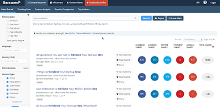 how to test drive your business idea before quitting your job buzzsumo