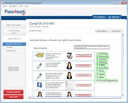 pass comptia security exam comptia security certification demo questions answers