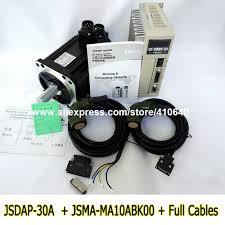 <b>Genuine TECO 1KW Servo</b> Motor JSMA MA10ABK00 and Servo ...