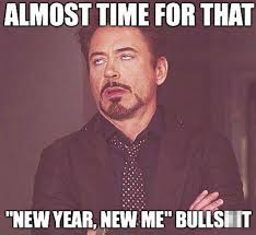 Funniest new year and resolution busting memes via Relatably.com