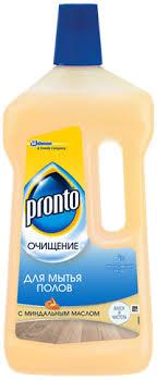 Бытовая химия: <b>PRONTO</b> – купить в сети магазинов Лента.