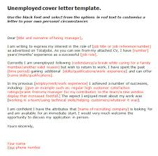 unemployed cover letter put the best foot forward with this professional template featuring a well organized layout better employment opportunities are best cover letter templates