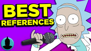 best rick morty pop culture references toonedup  10 best rick morty pop culture references toonedup 128 channelfrederator