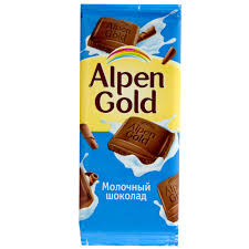 <b>Alpen Gold молочный шоколад</b> | Исследование товара от ...