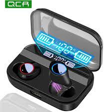 waterproof tws wireless earbuds