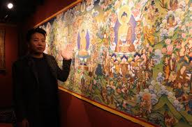 Where devotion transcends work and art[1]