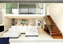 interior design staircase living room hd interior design awesome white brown wood unique design cool