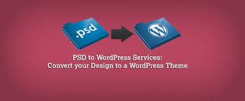Custom Made PSD To WordPress Conversion Services