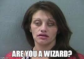 Are You A Wizard Meth Mom Meme Generator - Imgflip via Relatably.com