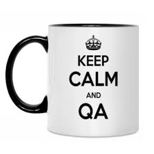 Кружка <b>Keep</b> Calm and QA купить на Printdirect.ru | 6451643-32