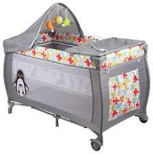 Купить <b>Манеж</b>-кровать Capella S10 серый по низкой цене с ...