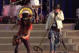 <b>Guns N</b>' <b>Roses</b> Share Download Festival Performance Footage
