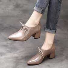 Summer Handmade Leather Square Toe Women Sandals <b>Shallow</b> ...