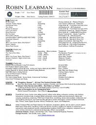 actor resume template microsoft word free resume templates actors resume template word