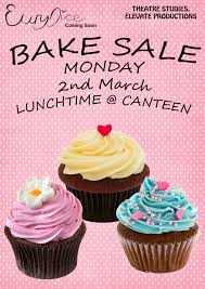 bake poster publicity and marketing bake bake poster