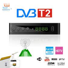 U2C <b>DVB</b>-<b>T Smart TV</b> Box HDMI <b>DVB</b>-<b>T2</b> T2 STB H.264 HD TV Digital