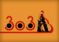 Image result for 303 bar logo