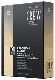 <b>American Crew</b> Precision Blend <b>краска</b>-камуфляж для седых волос ...