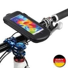 Fahrrad Motorrad Outdoor Case + Halter f. Samsung Galaxy S6 ...